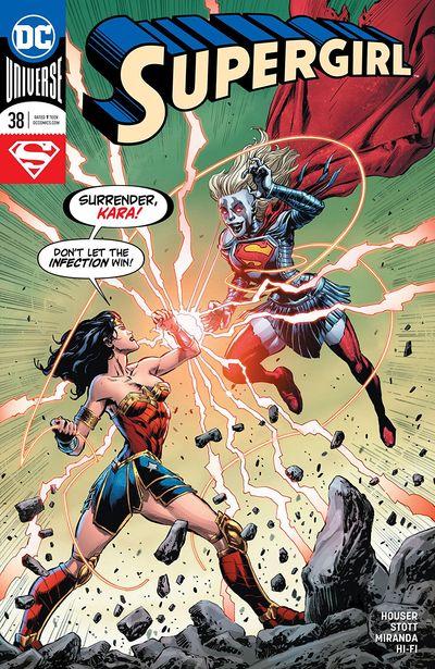 Supergirl #38 (2020)