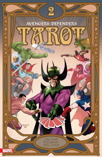 Tarot #2 (2020)