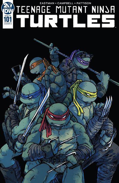 Teenage Mutant Ninja Turtles #101 (2020)