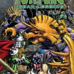 Teenage Mutant Ninja Turtles – Urban Legends #21 (2020)