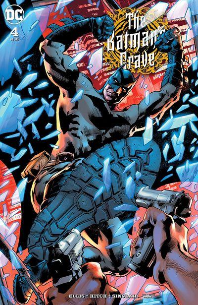 The Batman's Grave #4 (2020)