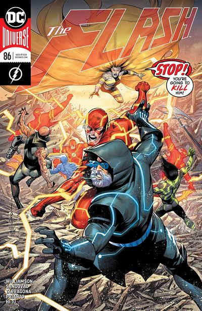The Flash #86 (2020)