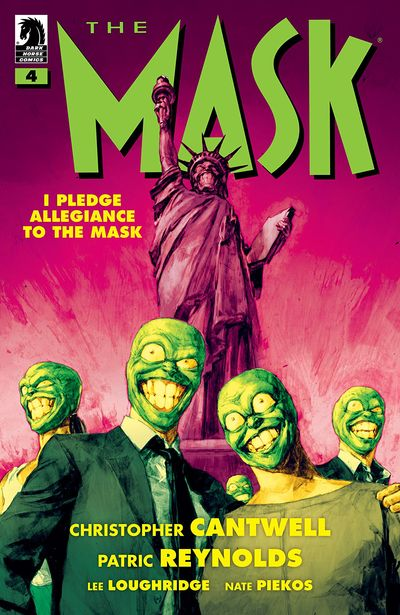 The Mask – I Pledge Allegiance To The Mask #4 (2020)