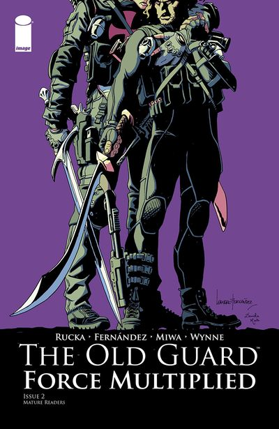 The Old Guard – Force Multiplied #2 (2020)