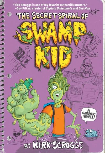 The Secret Spiral of Swamp Kid (2019)