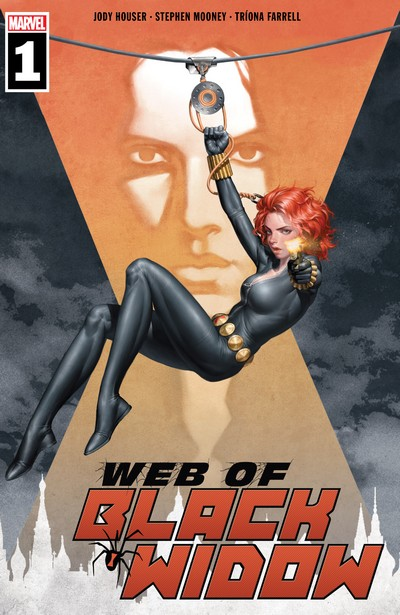 The Web of Black Widow #1 – 5 (2019-2020)