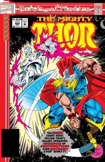 Thor – Blood and Thunder (Story Arc) (1993-1994)