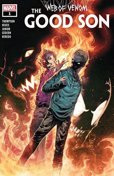 Web Of Venom – The Good Son #1 (2020)