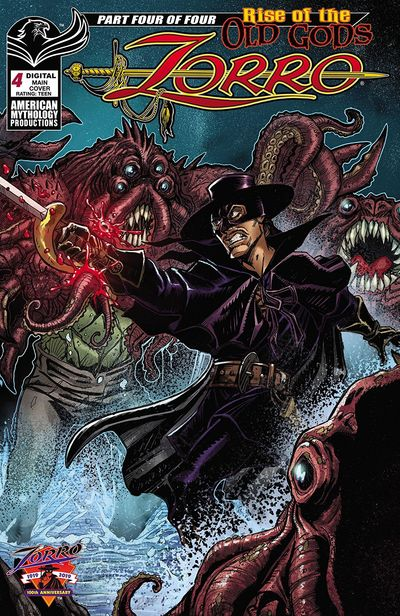 Zorro – Rise Of The Old Gods #4 (2020)