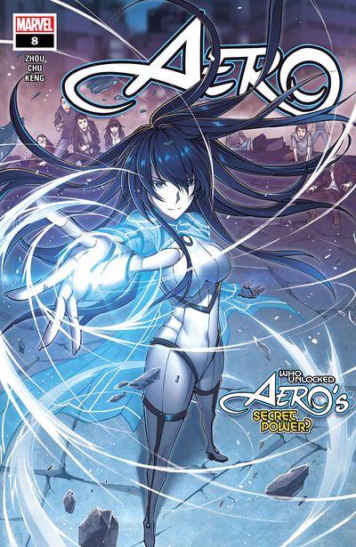 Aero #8 (2020)