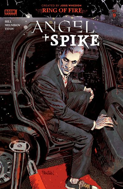 Angel And Spike #9 (2020)