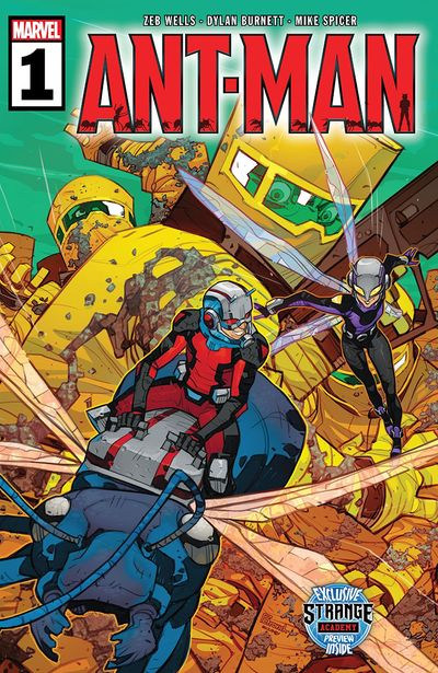 Ant-Man #1 (2020)