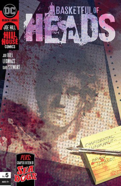 Basketful Of Heads #5 (2020)