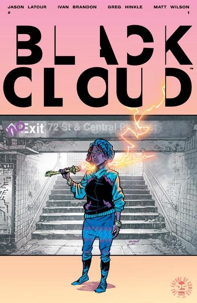 Black Cloud #1 – 10 (2017-2018)