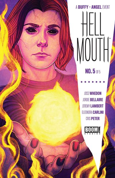 Buffy the Vampire Slayer-Angel – Hellmouth #5 (2020)