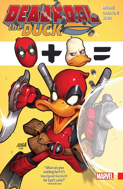 Deadpool The Duck (TPB) (2017)