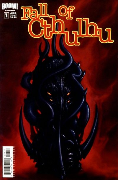 Fall of Cthulhu #0 – 14 + Mini Series + TPBs (2007-2009)