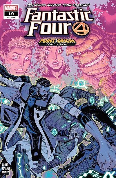 Fantastic Four #19 (2020)