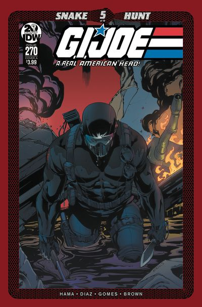G.I. Joe – A Real American Hero #270 (2020)
