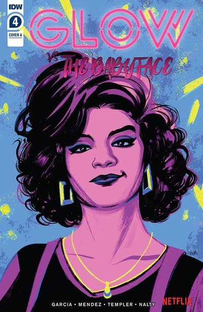 GLOW Vs The Babyface #4 (2020)