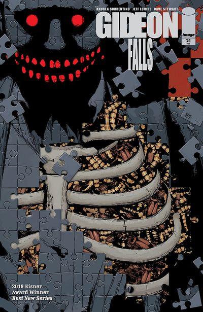 Gideon Falls #21 (2020)