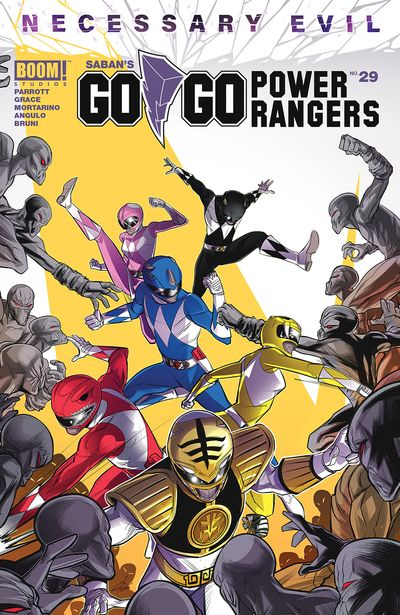 Go Go Power Rangers #29 (2020)