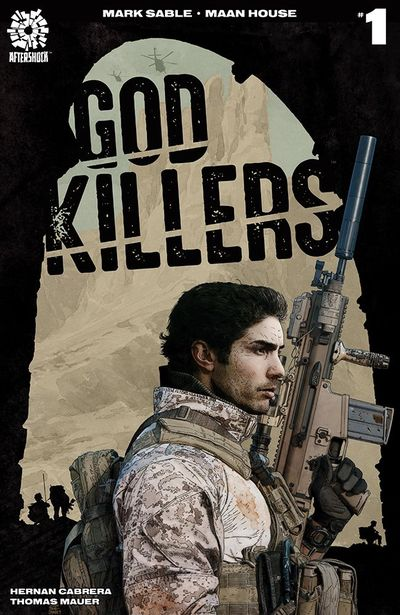 Godkillers #1 (2020)