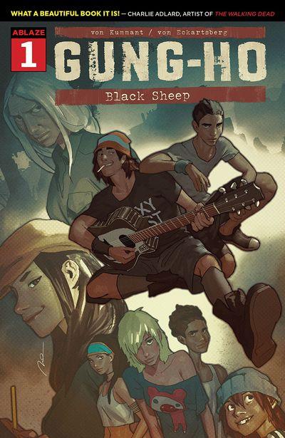 Gung-Ho – Black Sheep #1 (2019)