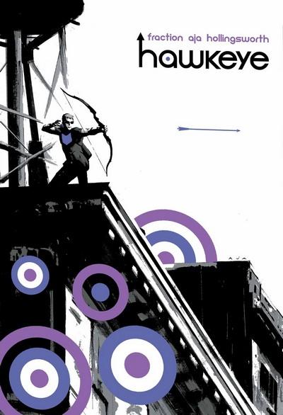 Hawkeye by Fraction Omnibus (Fan Made) (2015)
