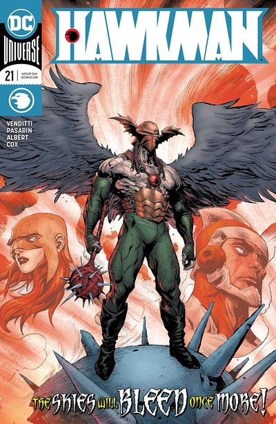 Hawkman #21 (2020)