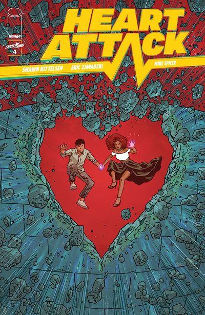 Heart Attack #4 (2020)