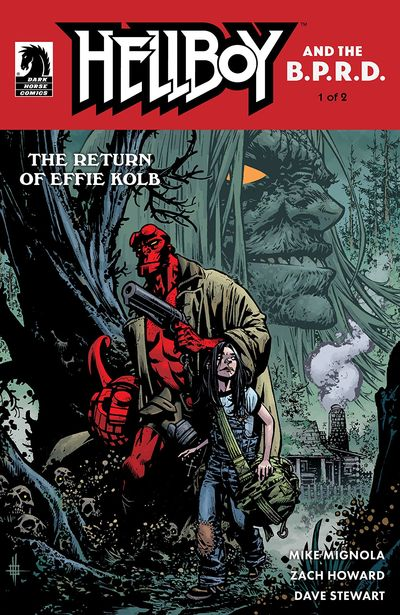 Hellboy And The B.P.R.D. – The Return Of Effie Kolb #1 (2020)