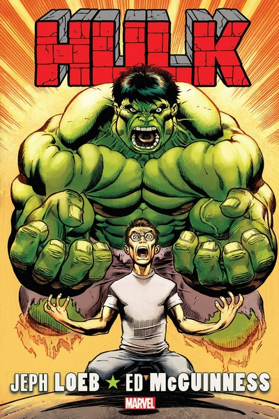 Hulk by Loeb & McGuinness Omnibus (Fan Made) (2019)