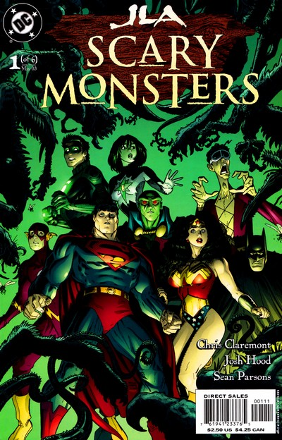 JLA – Scary Monsters #1 – 6 (2003)