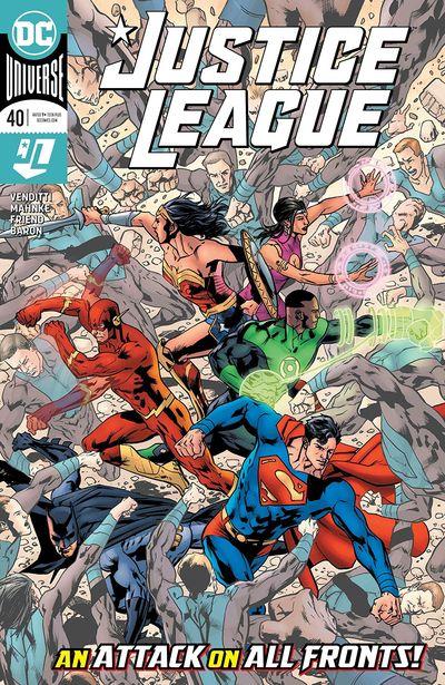 Justice League #40 (2020)