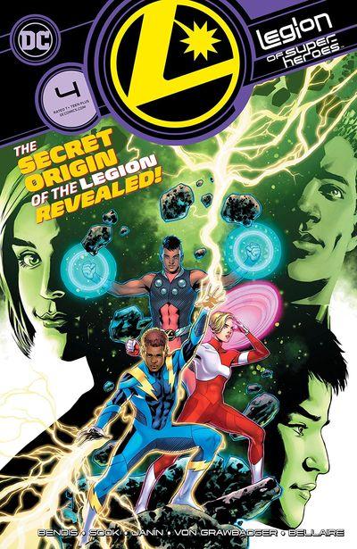 Legion Of Super-Heroes #4 (2020)