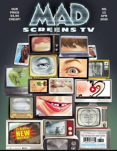 MAD Magazine #12 (2020)