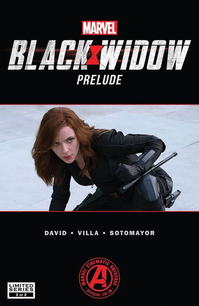Marvel's Black Widow Prelude #2 (2020)