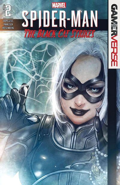 Marvel's Spider-Man – The Black Cat Strikes #2 (2020)