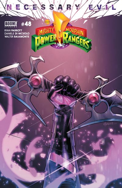 Mighty Morphin Power Rangers #48 (2020)
