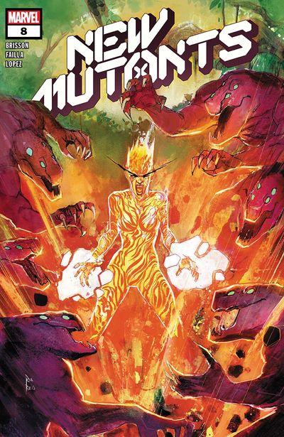 New Mutants #8 (2020)