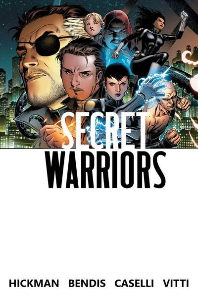 Secret Warriors Omnibus (Fan Made) (2012)