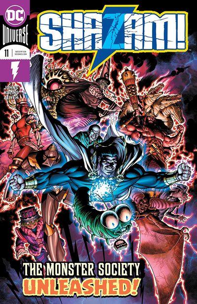 Shazam #11 (2020)