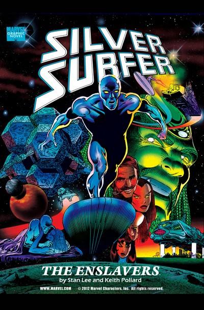 Silver Surfer – Enslavers (1990)