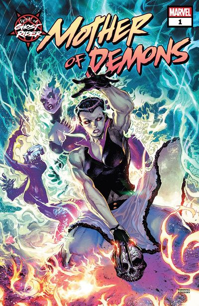 Spirits Ghost Rider – Mother Of Demons #1 (2020)