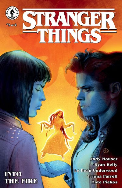 Stranger Things – Into The Fire #2 (2020)