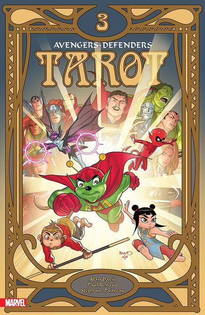 Tarot #3 (2020)