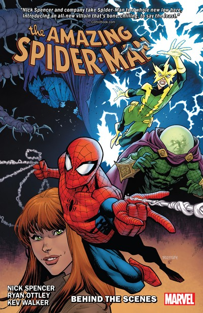 The Amazing Spider-Man Vol. 5 – Behind the Scenes (TPB) (2019)