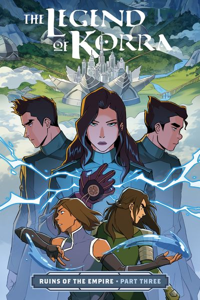 The Legend of Korra – Ruins of the Empire Part 3 (2020)