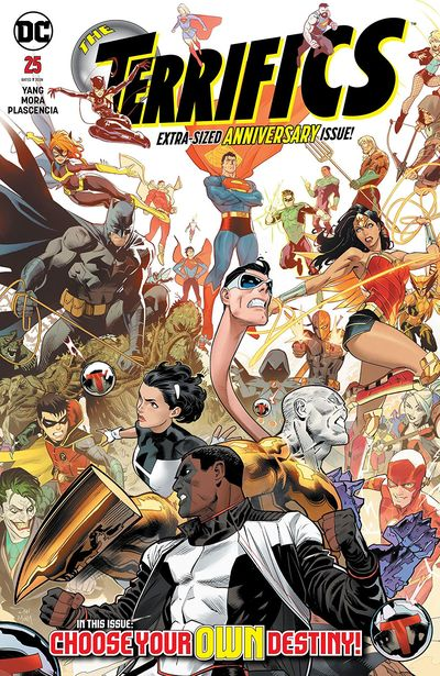 The Terrifics #25 (2020)
